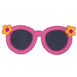 Filled Stitch Girls Sunglasses