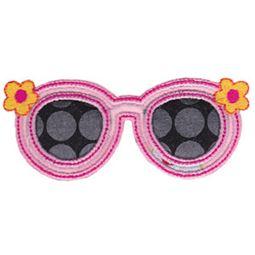 Applique Girls Sunglasses