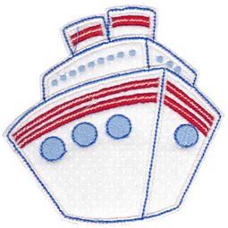 Applique Cruise Ship