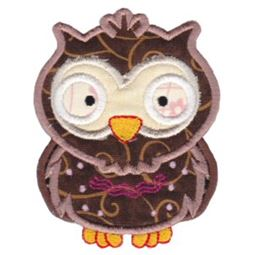 What A Hoot Applique 10