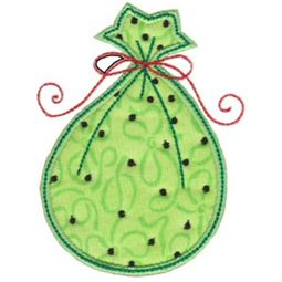 Whimsy Christmas Applique 21