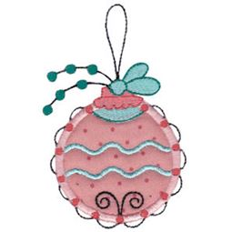 Whimsy Ornaments Applique 15