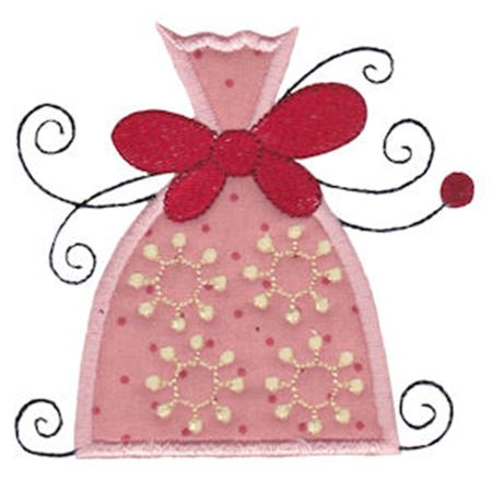 Whimsy Ornaments Applique 18
