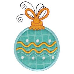 Whimsy Ornaments Applique 2
