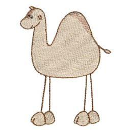 Camel Stick Animal