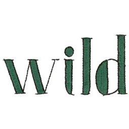 Wild Word Art