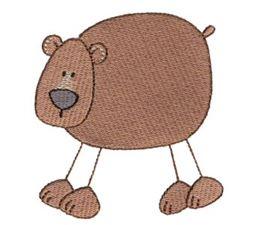 Bear Stick Animal