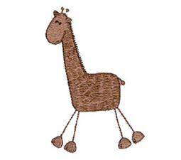 Giraffe Stick Animal