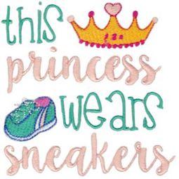 This Princess Wears Sneakers