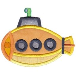 Submarine 1 Applique