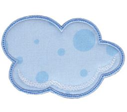 Cloud 2 Applique