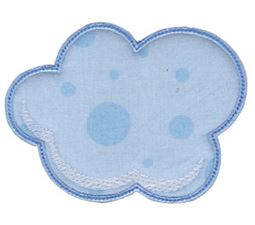Cloud 3 Applique