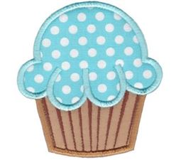 Cupcake 1 Applique