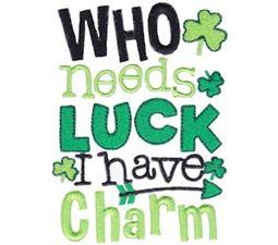Lucky Charm 1