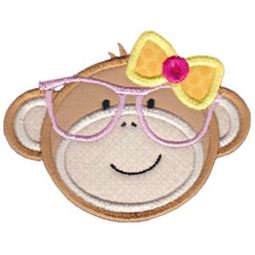 Monkey 2 Applique