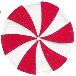 Peppermint Applique