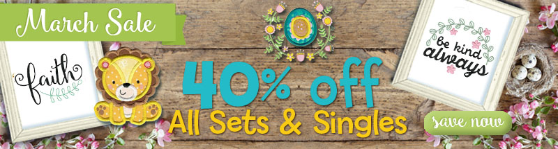 Embroidery Design Sale