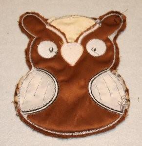 Owl Softie 14