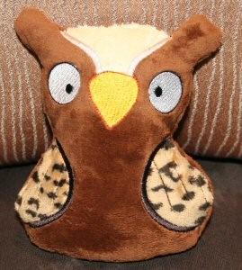 Owl Softie 16