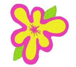 Funky Flowers 1