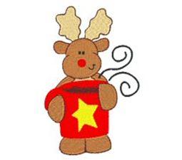 Winter Reindeer 1