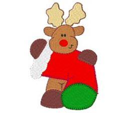 Winter Reindeer 6