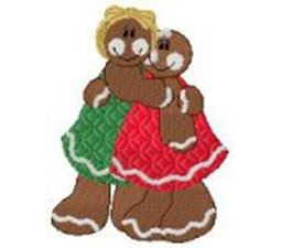 Gingerbread Hugs