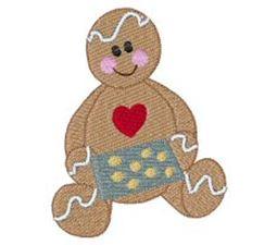 Gingerbread Baker