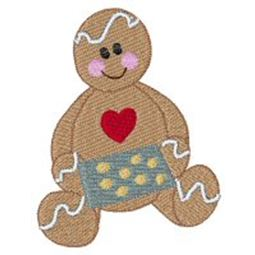 Gingerbread Baker