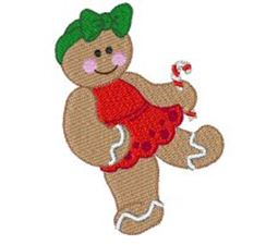 Gingerbread Cane