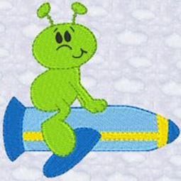 Little Alien 1